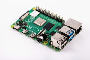 Tiny Raspberry Pi 4 Model B Set To Make A Big Splash
