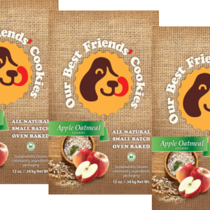 apple cinnamon oatmeal pack product