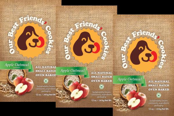 apple cinnamon oatmeal pack product