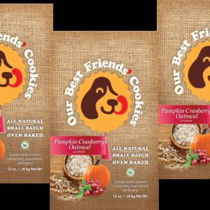 pumpkin cranberry oatmeal 3 pack product