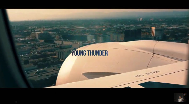 """Young Thunder – """"Living"""" (Official Music Video)"""
