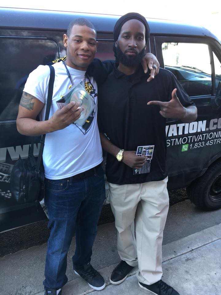 Young Thunder & Lowkey from Street Motivation Magazine in LA.