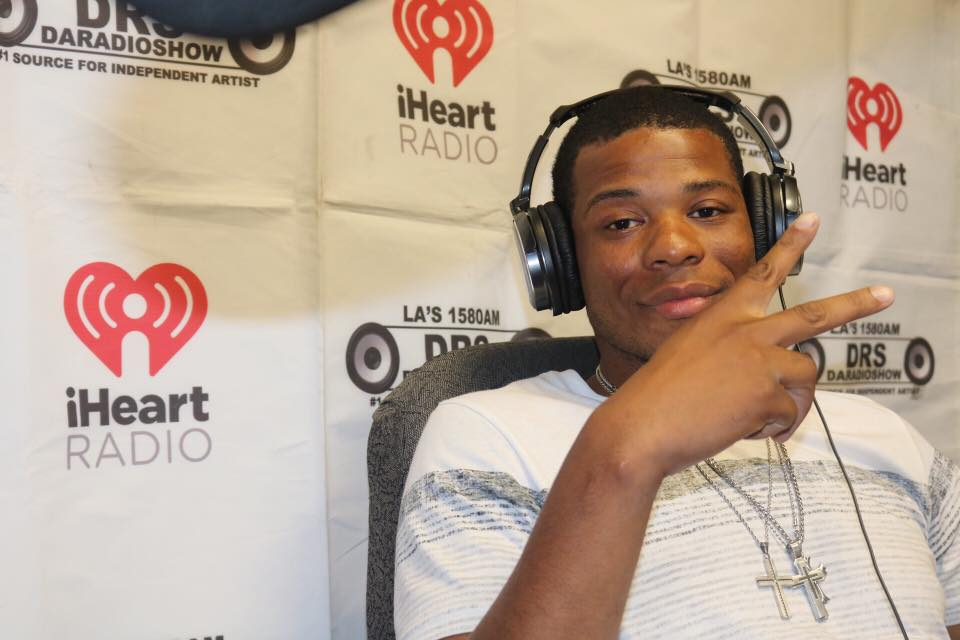 Young Thunder's second radio interview on DARADIOSHOW in Los Angeles, California.