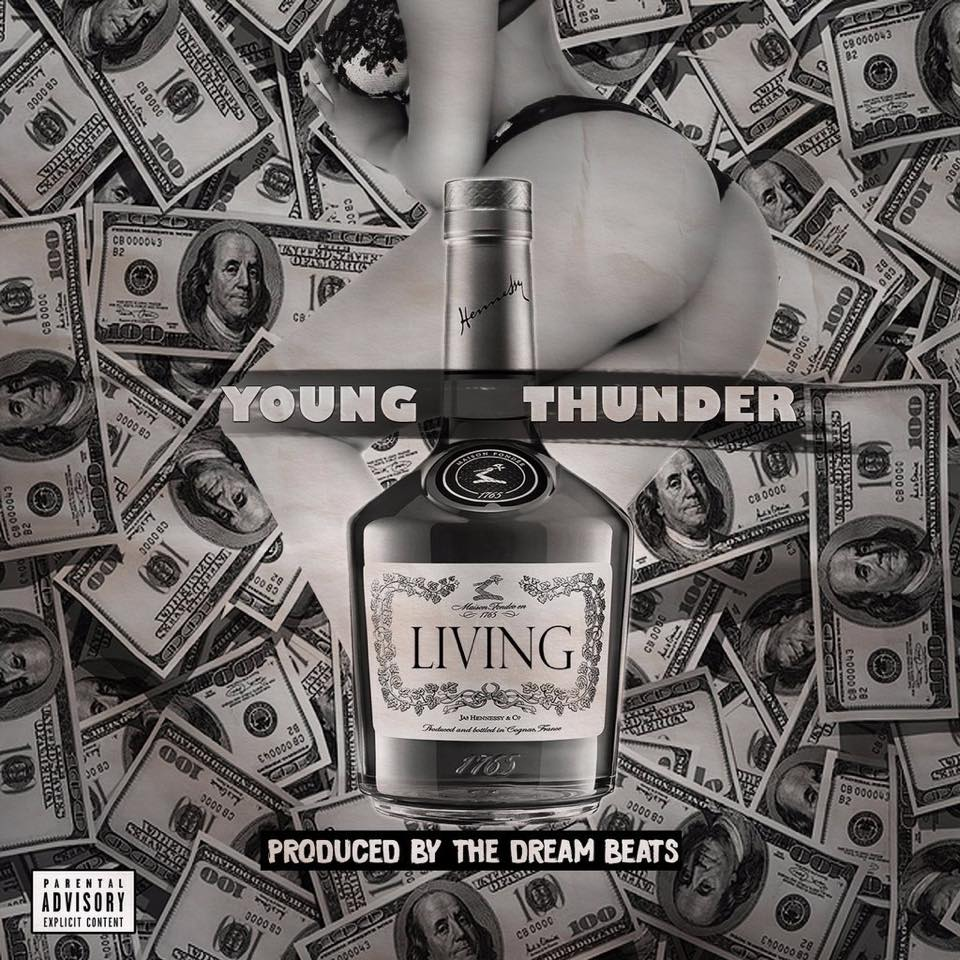 Young Thunder - Living (Single)