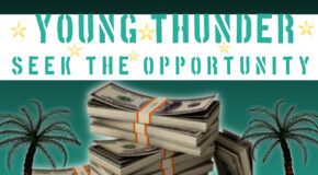 "Young Thunder – ""Seek The Opportunity"" Prod. by The Dream Beats"