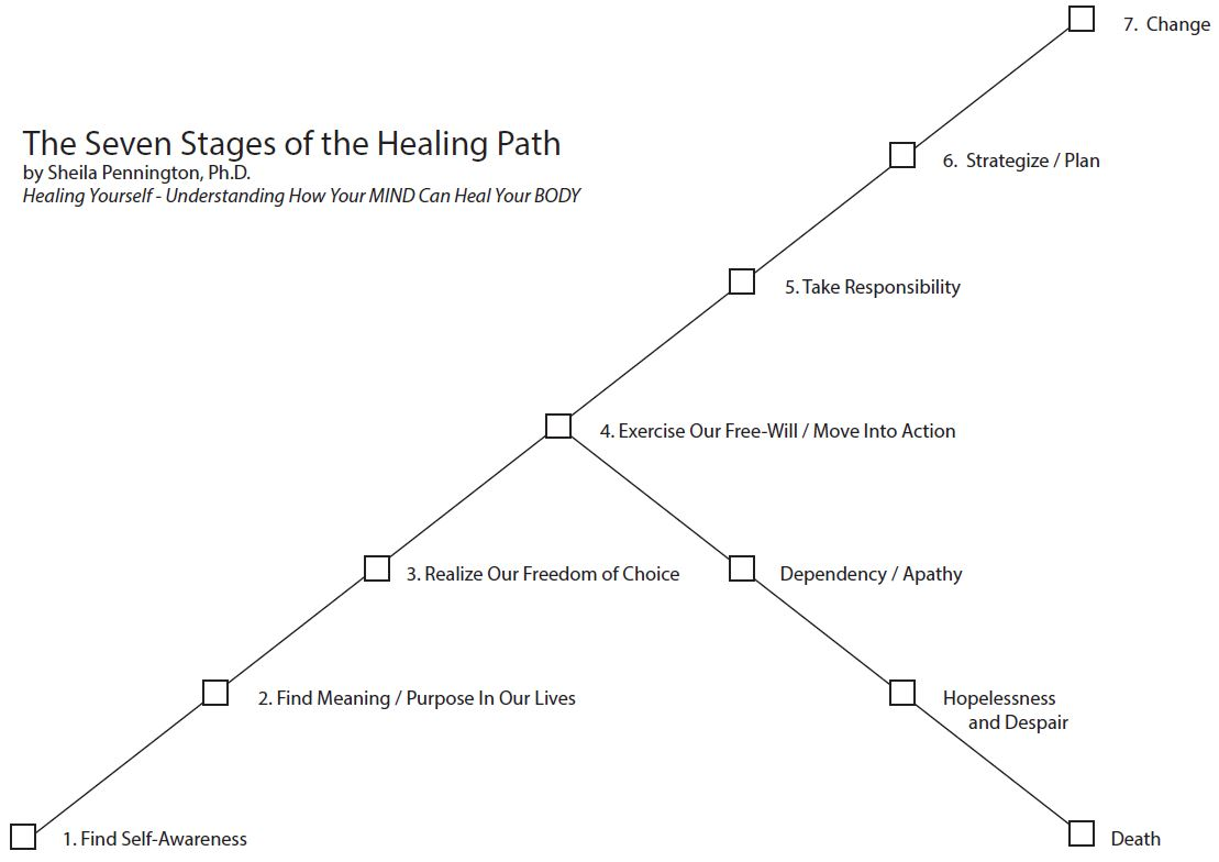 The 7 Stages of the Healing Path,
