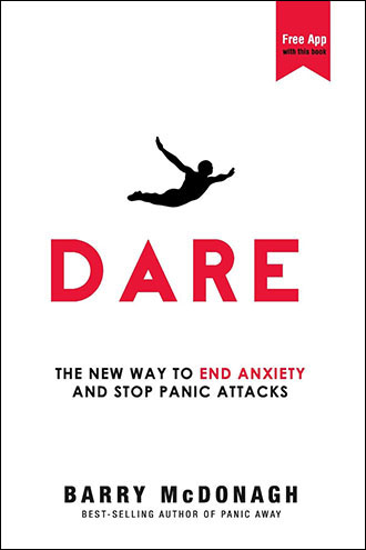 Barry McDonagh: Dare book cover