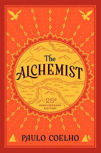 Paula Coelho - The Alchemist 25th Anniversary Edition book cover