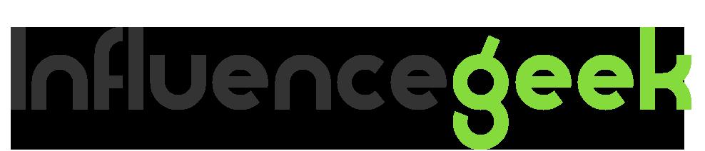 influencegeek logo influencegeek.com