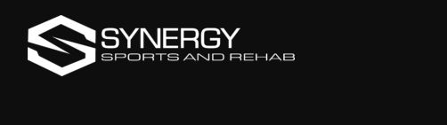 Synergy Sports and Rehab is a Spotlight Sponsor