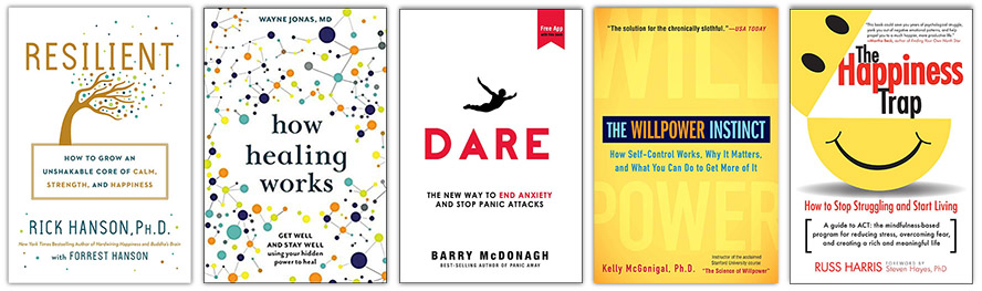 The Body Is Mind - Top 5 Book Recommendations for September 2018