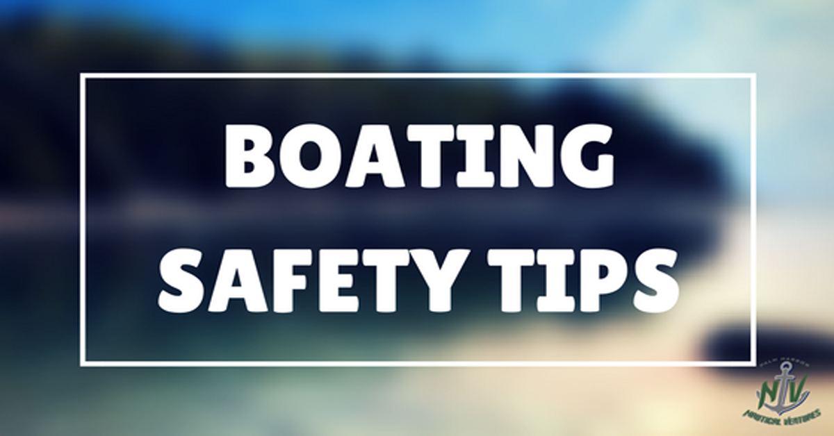 Boating Safety Tips FB