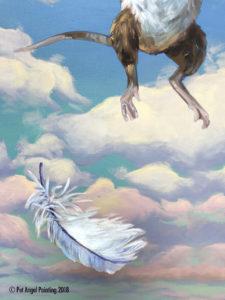 Rat Pet Memorial Painting