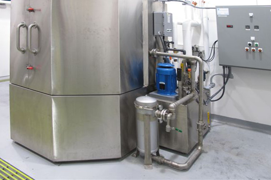 Aqueous Cleaning Equipment 2