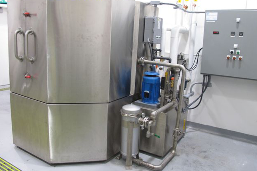 Aqueous Cleaning Equipment