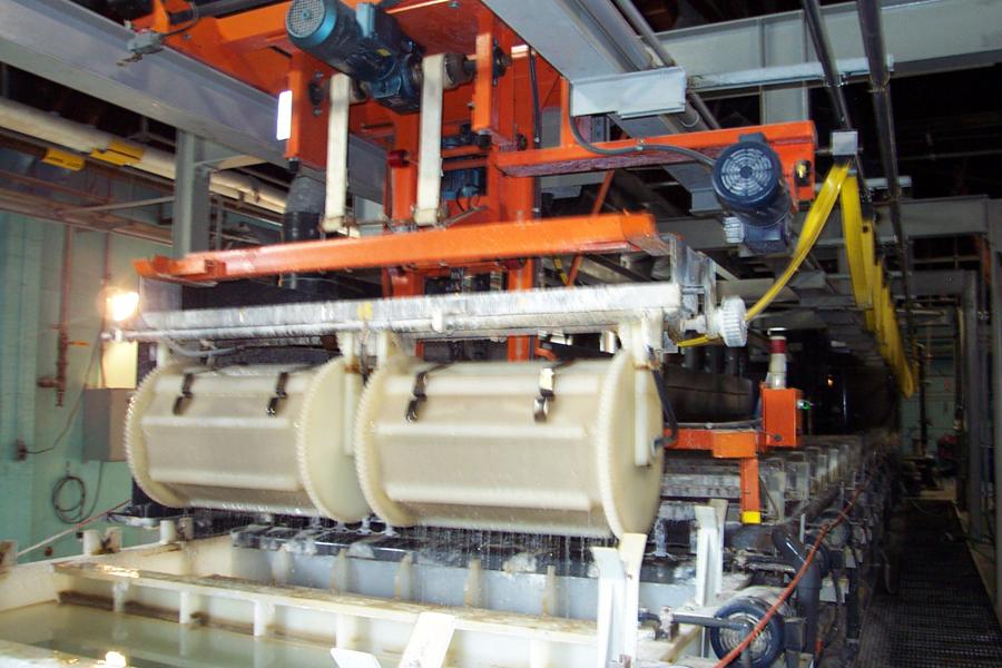Automated Hoists