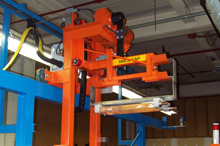 Automated Hoists