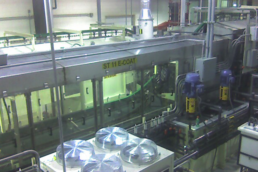 Continuous Process Systems
