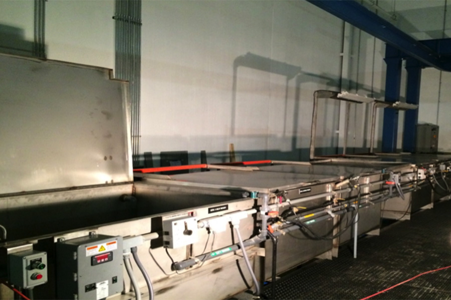 Immersion Penetrant System