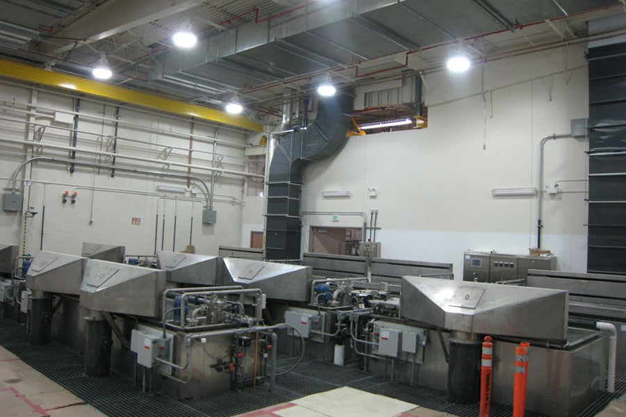 Plating Anodizing Wet Process Systems