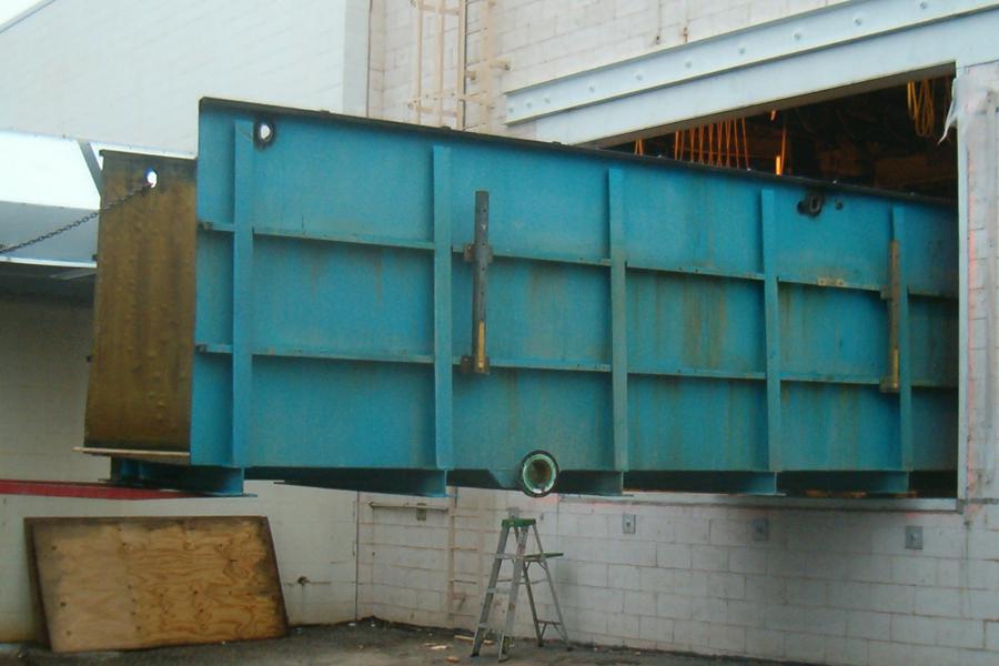 Plating Maintenance Refurbishment Process Change Installations