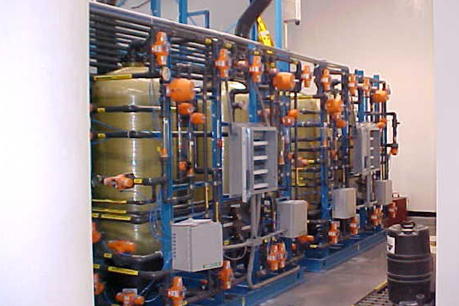 Plating Wastewater Treatment Systems