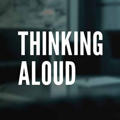 Thinking Aloud Podcast
