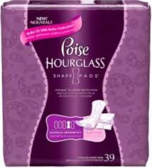 Poise Pads and Puffs