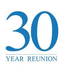 30 Year Reunion