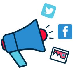 social media engagement - Xugo feature