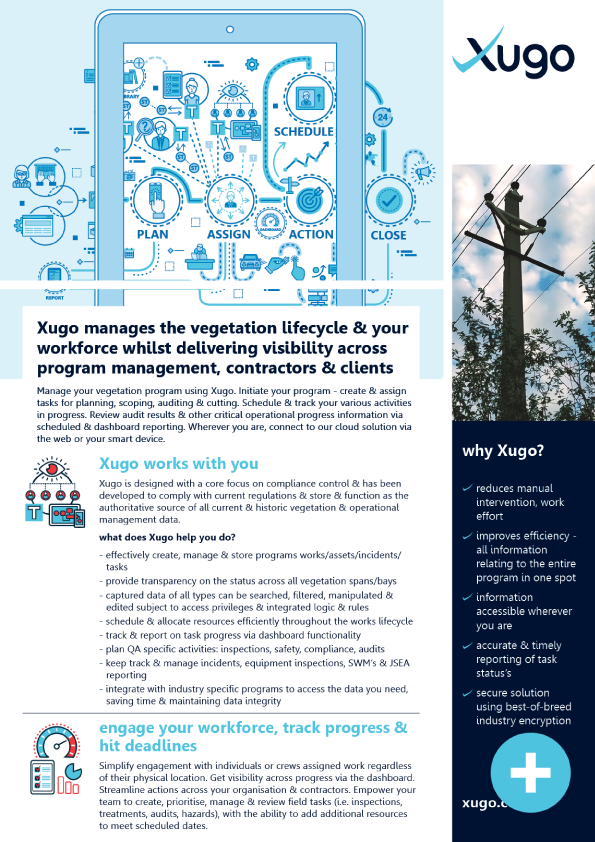 Download Xugo Brochure