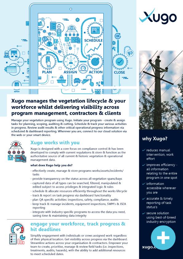 Download Xugo Vegetation Brochure