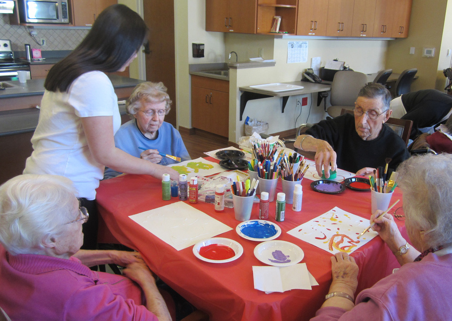 ChristyCare Art Therapy
