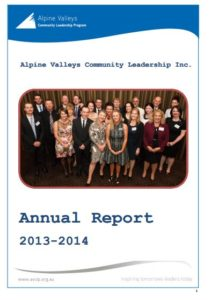 AVCLP Annual Report 2013-2014