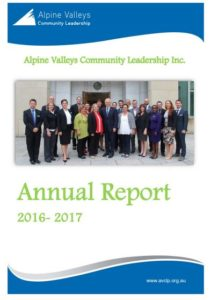 AVCLP Annual Report 2016-2017