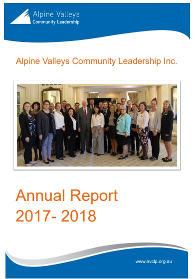 AVCLP Annual Report 2017-2018