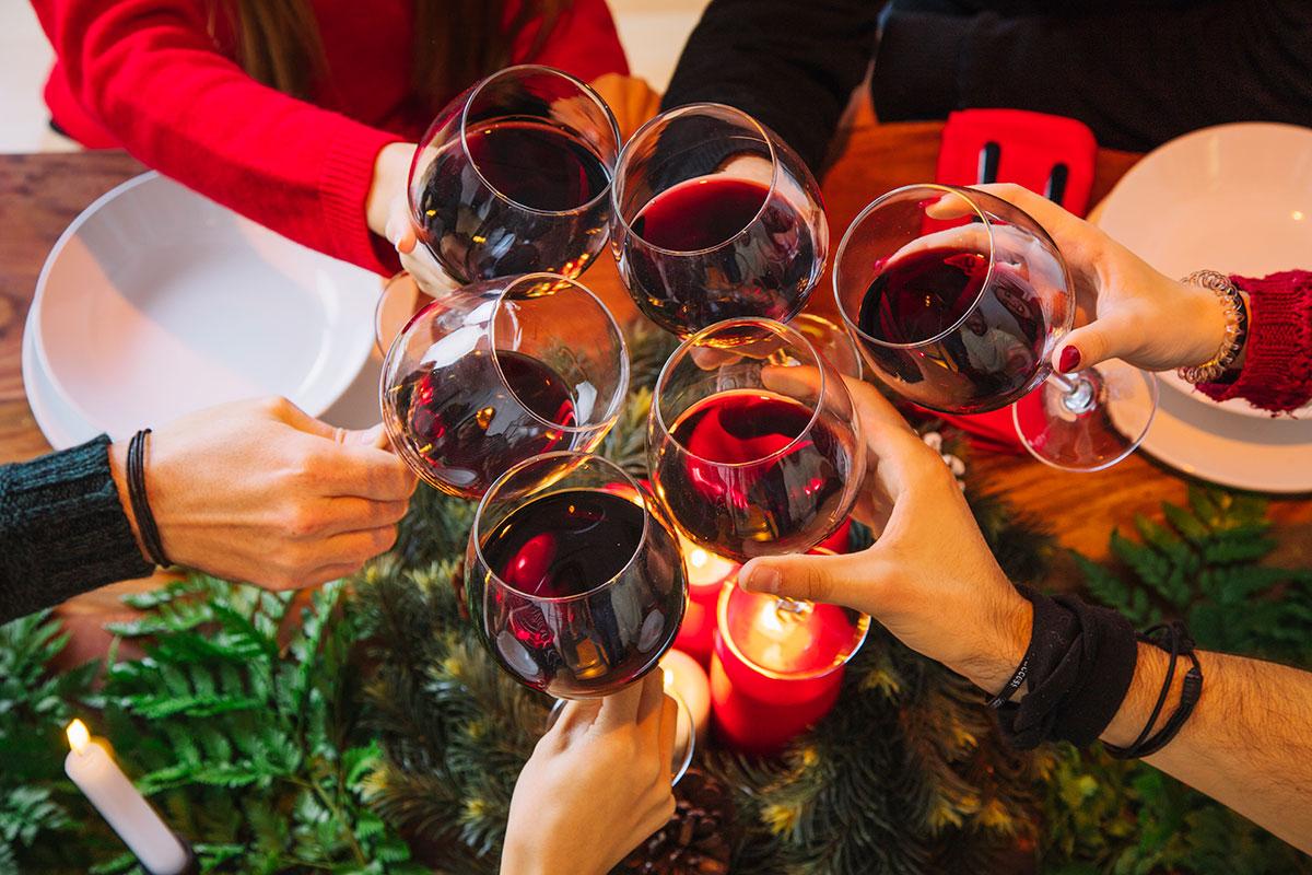 AVCLP Christmas Wine Drive
