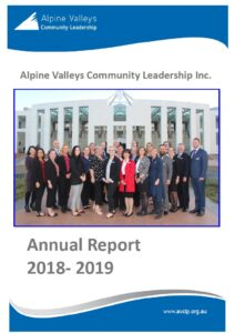 AVCLP Annual Report 2018-2019
