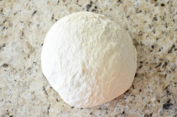 bagel dough ball