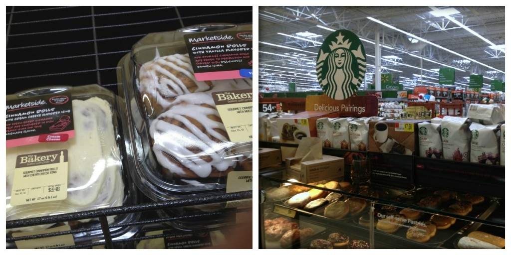 Last Minute Gifts with Starbucks Holiday Blend & The Bakery