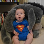 Wordless Wednesday: 4 Months Old
