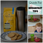 Quick Fix Breakfast Tips