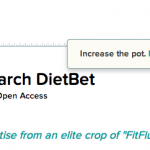 March FitFluential DietBet