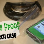Mess proof tech case for pennies from @eclecticmomm- eclecticmomsense.com