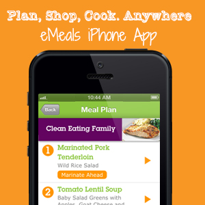 eMeals app