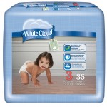 Eclectic Momsense- #sponsored White Cloud Diapers are a great #cloth alternative as they are hypoallergenic and economical.
