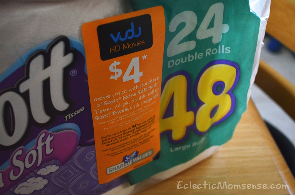 See how @eclecticmommy has fun while stocking up #sponsored #ScottValues #cbias