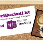 Fulfill Your Travel Bucket List #sponsored with a customizable OneNote notebook from Travel+ Leisure editors. #OfficeTravels