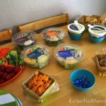 Make playdates easy AND healthy with snacks from @zipzicles and @shamrockfarms