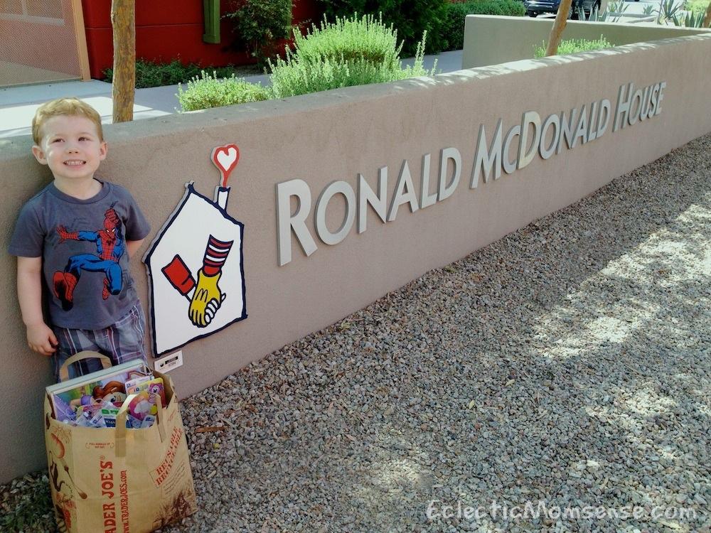 Ronald McDonald House PCH
